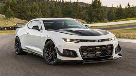 2018 Chevy Camaro Zl1 1le First Drive