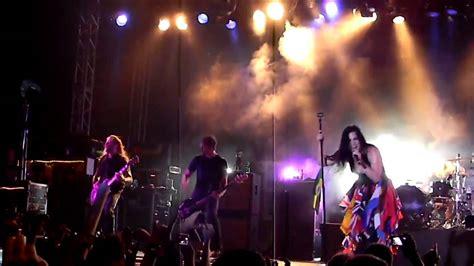 Evanescence  Live In Porto Alegre, Brazil 2012 (full