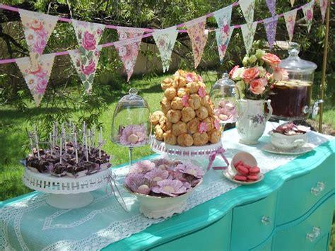 scrumptious tea via blossom tea ideas