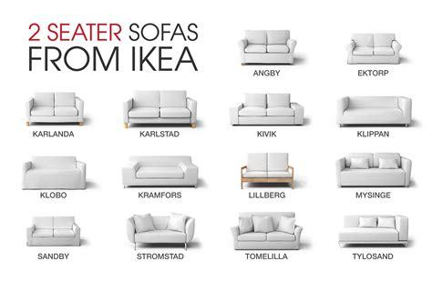 ikea  seater sofa