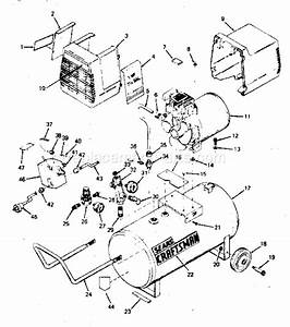 Craftsman 919153041 Parts List And Diagram