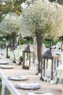 rustic wedding decor ideas wedding flowers 40 ideas to use baby s breath