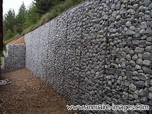 Mur En Gabion : mur en gabion ~ Premium-room.com Idées de Décoration