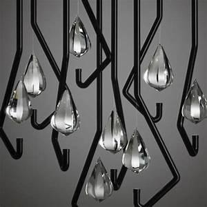 Lustre Metal Noir : lustre pampilles pour des tincelles volont ~ Teatrodelosmanantiales.com Idées de Décoration