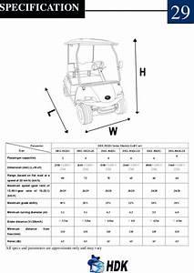 Golf Cart Dimensions  U2013 Byhuman