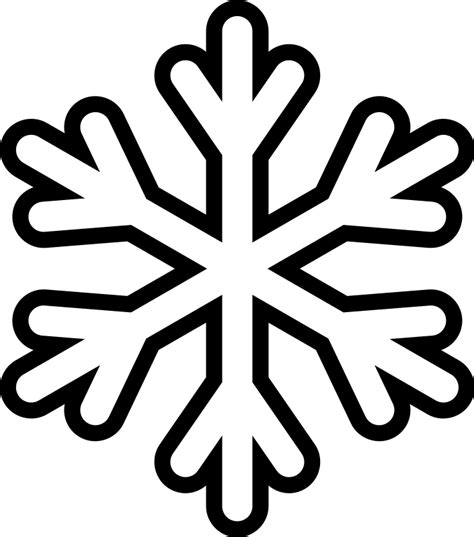 Transparent Background Snowflake Silhouette Snowflake Clip by Free Snowflake Graphic Free Clip Free Clip