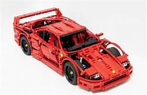 Lego Technic Ferrari : lego technic ferrari f40 the lego car blog ~ Maxctalentgroup.com Avis de Voitures