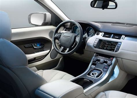 automotivegeneral  range rover evoque interior wallpapers