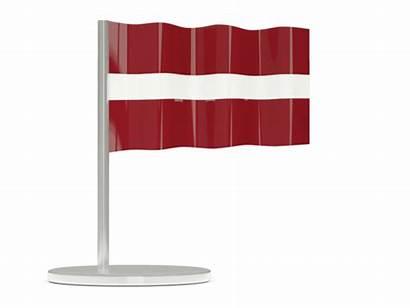 Flag Latvia Latvian 3d Graphics