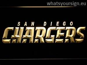 San Diego Chargers Legacy Edition neon sign LED sign