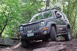 Ted U0026 39 S 2002 Jeep Liberty Kj Frankenlift Arb Lockers Garvin
