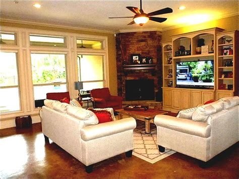 Furniture Tv Room With Rectangular Living Setup Ideas Inspiring