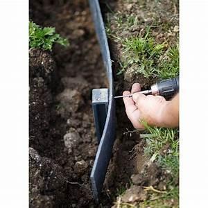 Bordure Jardin Pvc : bordure de jardin ecolat achatmat ~ Melissatoandfro.com Idées de Décoration