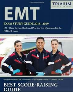 Emt Exam Study Guide 2018