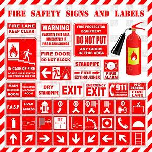 Fire Safety Signs  fire safety signs by liangyiequipment