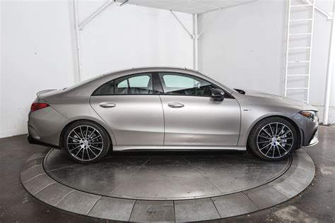 You decide which information it displays. New 2020 Mercedes-Benz CLA AMG® CLA 35 Coupe Coupe in ...