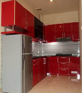 objet deco cuisine rouge With objet deco cuisine moderne