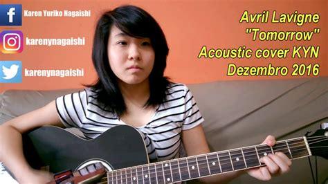 Tomorrow (acoustic Cover Kyn) + Lyrics