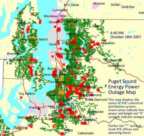 seattle city light power outage map npi s cascadia advocate windstorm hits puget sound
