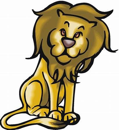 Lion Clip Clipart Head Cliparts Lions Library