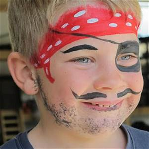 Pirate | West Coast Face Painting PH 768 4381