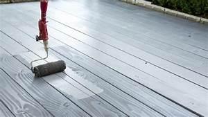 nivremcom peinture terrasse bois gris diverses idees With decaper une terrasse en bois