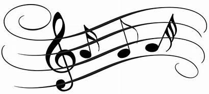 Notes Musical Clip Symbols Clipart 22nd Teri