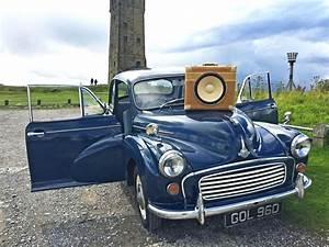 New Classic Car Radio | The BoomCase©