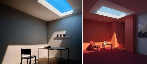 Coelux Artificial Light Simulates Tropical And Nordic