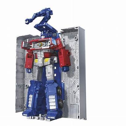 Transformers Cybertron War Optimus Prime Earthrise Siege