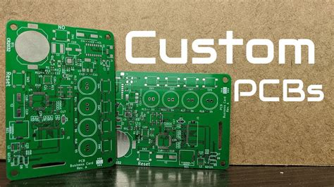 How Make Your Own Printed Circuit Boards Pcb Youtube