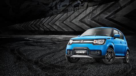 Suzuki Ignis Backgrounds by Daftar Harga Kredit Mobil Suzuki Ignis Sport Edition