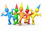 Celebration party time clip art free clipart images ...