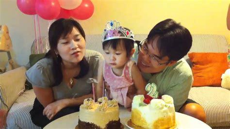 2010.07.31 유빈이의 두돌 생일파티