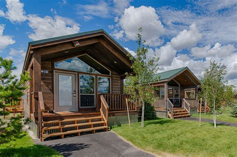 Yellowstone Cabin explorer cabins at yellowstone yellowstone national park