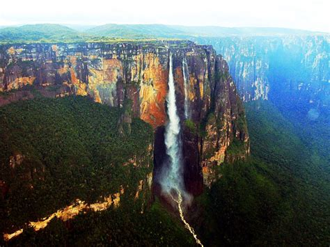 Getstunned Angel Falls World Highest Waterfall
