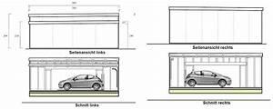 Motorrad Garagen Fertiggaragen : eine doppelgarage kombiniert mit einer caravangarage in berlin entstand eine individuelle ~ Markanthonyermac.com Haus und Dekorationen