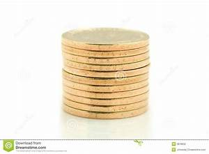 Stack Of American Coins Stock Photography - Image: 3878632