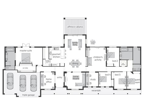 design floor plan bronte act floorplans mcdonald jones homes
