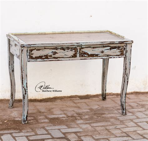 shabby chic writing desk honovi rustic wood shabby chic writing desk beach style