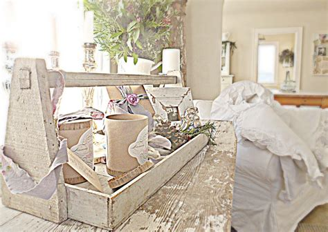 shabby chics shabby french for me shabby chic inspired christmas vignette