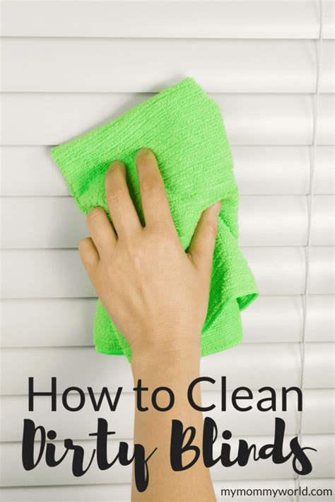 how to clean window blinds how to clean blinds