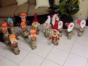 Weihnachtsdeko Aus Holz Basteln : baumstamm allerlei zur weihnachtszeit weihnachten pinterest ~ Whattoseeinmadrid.com Haus und Dekorationen