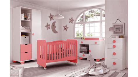 chambre bebe 2eme chambre bébé fille gioco couleur blanc et glicerio
