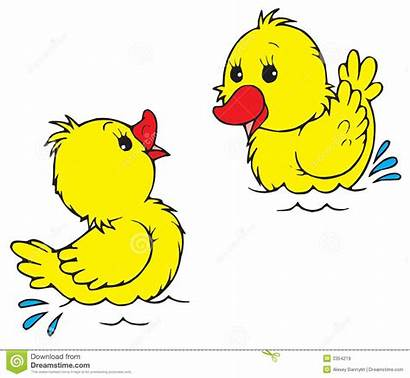 Clipart Clip Ducklings Duckling Pond Vector Duck
