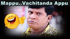 Vadivelu - Mappu... Vachitanda Appu   Comedy pictures ...