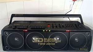 Hitachi 3d Stereo Cassette Player