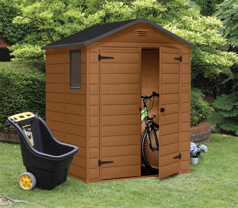keter manor 6 x 5 garden shed sydney garden products