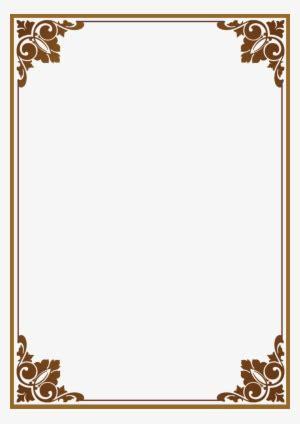 bingkai batik clipart transparent kerawang frame