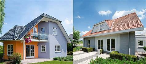 Einfamilienhaus Fassadengestaltung Beispiele by Fassadengestaltung Mit Fenstern Aus Holz Oder Aluminium